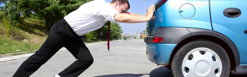 Verkehrsunfall Siegen