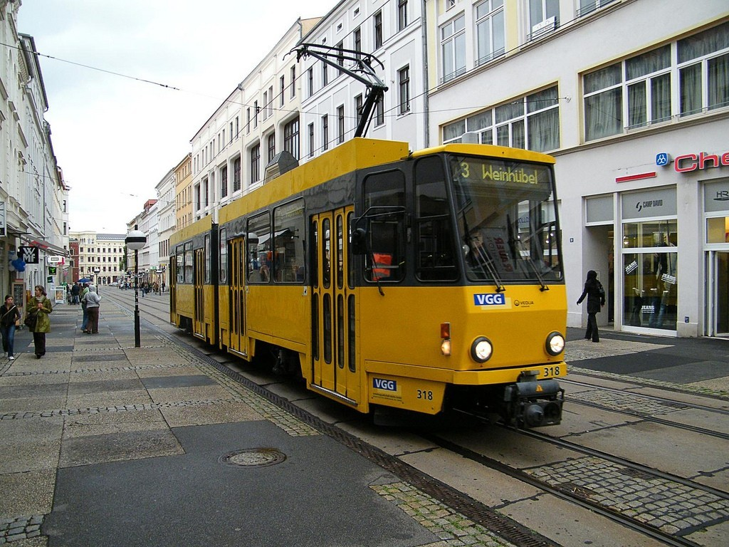 Görlitzer Straßenbahn