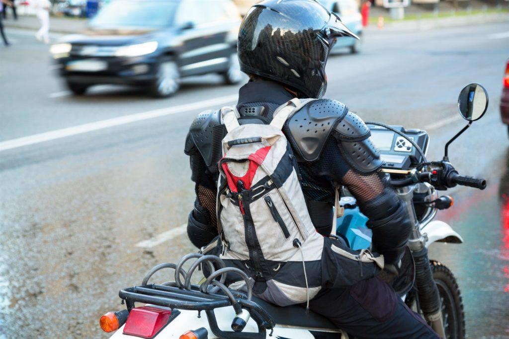 Motorrad - Verkehrsunfallhaftung