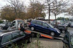 Abschelppkosten nach Verkehrsunfall