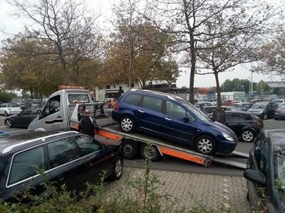angemessene Abschleppkosten nach Verkehrsunfall