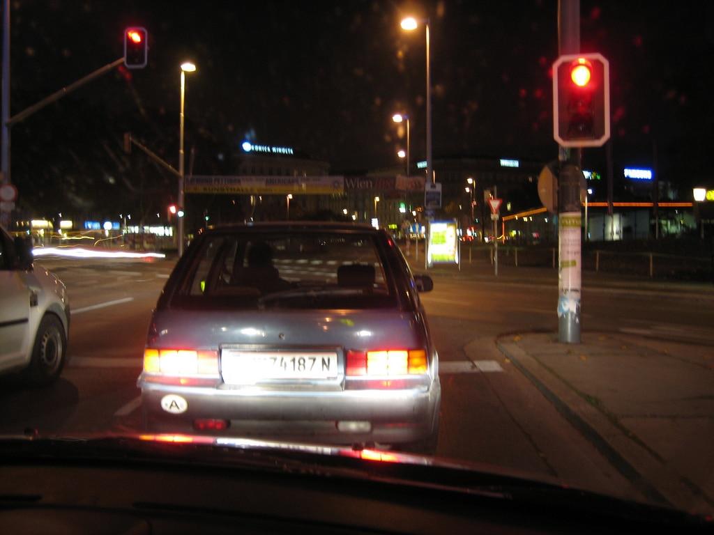 ampel autos photo