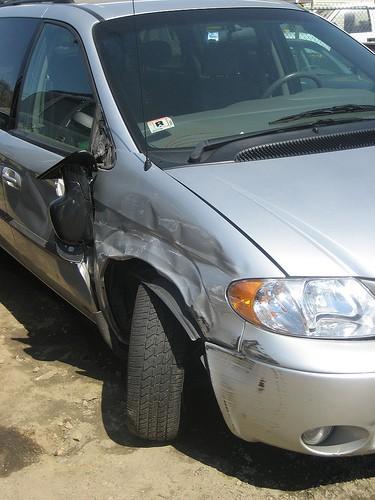 autounfall mit mietwagen