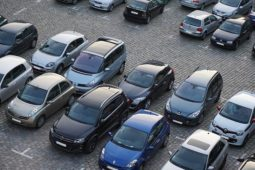 kollision beim ausparken