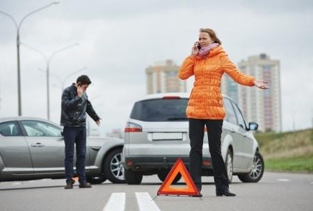 Verkehrsunfall mit Folgen. Mitschuld trotz Vorfahrt?