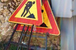 Amtshaftung einer Gemeinde: Unzureichende Baustellen-Beschilderung
