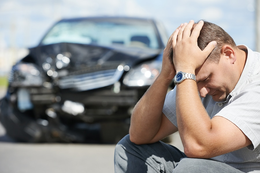 Unfall mit Personenschden
