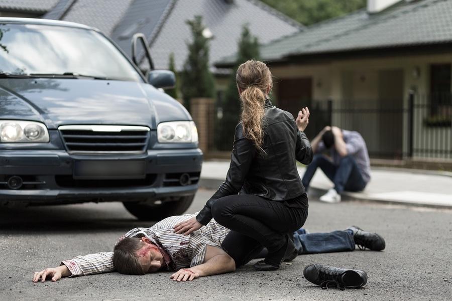 Verkehrsunfall: Fahrlässige Körperverletzung durch Unfallverursacher