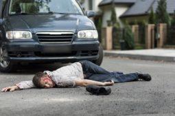 Verkehrsunfall: Alleinverschulden eines Fußgängers bei plötzlichem Betreten der Fahrbahn