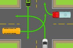 Verkehrsunfall in Kreuzungsbereich – Anscheinsbeweis spricht gegen einen Wartepflichtigen