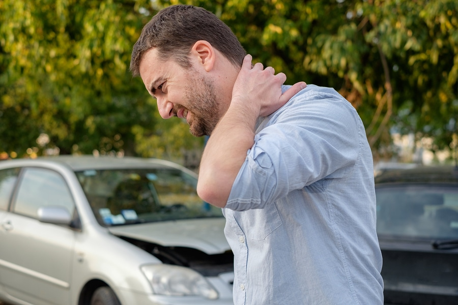 Verkehrsunfall: Beweislast für Gesundheitsverletzung