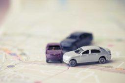Haftungsverteilung Kreuzungsunfall