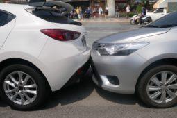 Verkehrsunfall – Querverkehr fährt in Lücke – Lückenrechtsprechung
