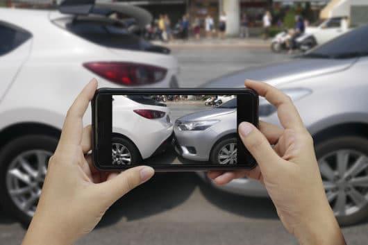Verkehrsunfall: Foto-Gutachten als Nachweis der Schadenshöhe