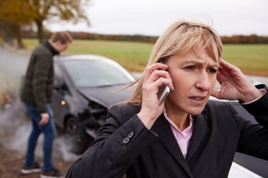 Verkehrsunfall: Ursächlichkeit des Unfalls gesundheitliche Beschwerden