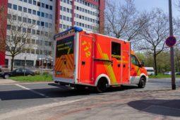 Verkehrsunfall: Beschädigung eines Krankenwagens - Anmietung eines Ersatzfahrzeuges