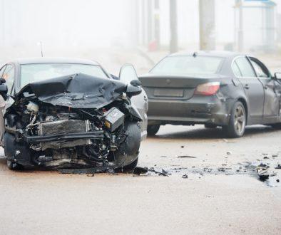 Verkehrsunfall - Verursachung eines Unfalls auf der Gegenfahrbahn einer BAB