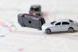 Verkehrsunfall: Unfallmanipulation - Nachweis in Eigentumsverletzung