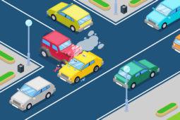 Verkehrsunfall: Vorfahrtsverletzung durch wartepflichtigen Rechtsabbieger