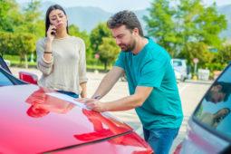 Verkehrsunfall: Vorschäden – Schadenüberlappung