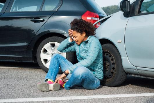 Verkehrsunfall - Schmerzensgeldanspruch bei Fahrlässigkeit