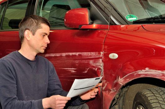Verkehrsunfall – Ersatz von Sachverständigenkosten