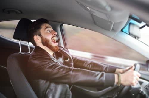 Verkehrsunfall – Beweislast für das Stattfindens eines Unfalls