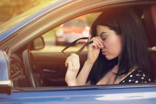 """Verkehrsunfall - Abzug """"neu für alt"""" bei Brillengläsern"""