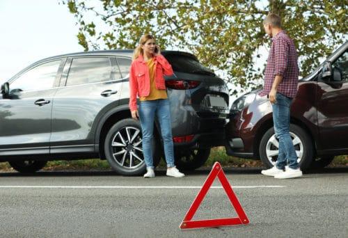 Verkehrsunfall – Eigentumsvermutung an einem Fahrzeug