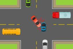 Verkehrsunfall - Vorfahrtsmissachtung bei Einfahrt in Vorfahrtsstrasse