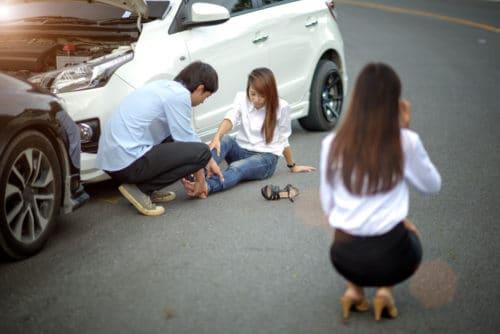 Verkehrsunfall mit Personenschaden - Verdienstausfall- und Haushaltsführungsschaden