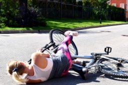 Zusammenstoß von zwei Fahrradfahrern - Haftungsverteilung