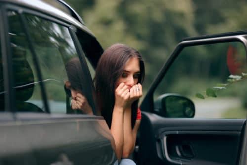 Fall der höheren Gewalt – Beifahrer erleidet einen Schwächeanfall