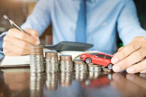 Verkehrsunfall - Aktivlegitimation bei Sicherungseigentum der finanzierenden Bank