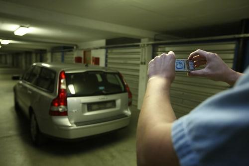 Verkehrsunfall - privat betriebenen Parkhaus - Vorschriften der StVO