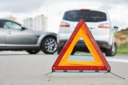 Verkehrsunfall - Indizien für einen fingierten Unfall