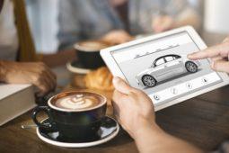 Verkehrsunfall - Erstattung von Mietwagenkosten - Vergleichbarkeit von Internetangeboten