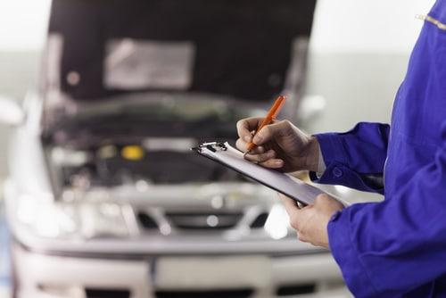 Verkehrsunfall - Ermittlung der Bestell- bzw. Lieferbarkeit eines Ersatzteils