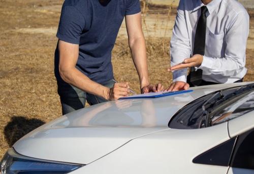 Verkehrsunfall – Berechnung merkantiler Minderwert