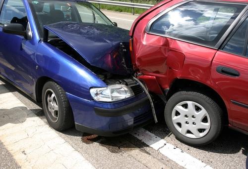 Verkehrsunfall mit wirtschaftlichem Totalschaden - Restwertangebots Haftpflicht