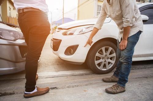 Verkehrsunfall - Vorliegen einer Unfallmanipulation