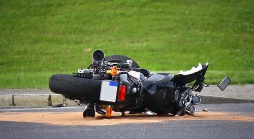 Verkehrsunfall – Pkw-Ersatzbeschaffung für zerstörtes Motorrad