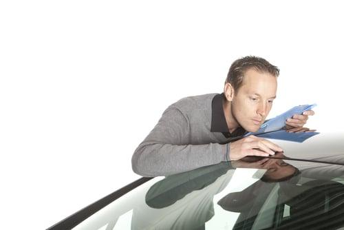 Verkehrsunfall - Beweis für Fahrzeugschaden bei Vorliegen von Vorschäden