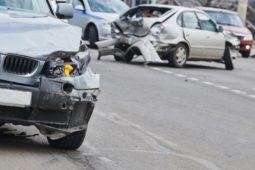 Verkehrsunfall - Vorrang des Kreuzungsräumers bzw. Nachzüglers
