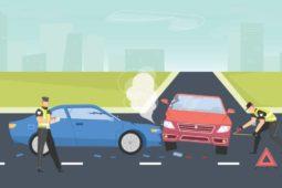 Verkehrsunfall - Vorfahrtsberechtigung und Geschwindigkeitsüberschreitung