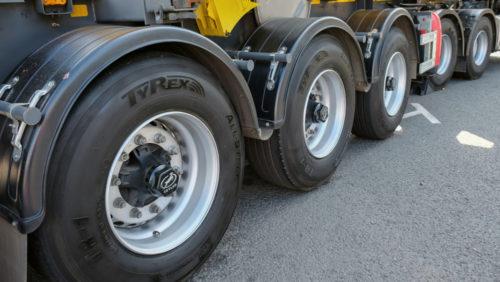 Verkehrsunfallverursachung durch Sattelzuggespann