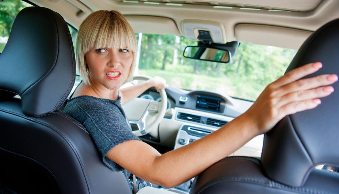 Verkehrsunfall - Schadensersatz bei Rückwärtsfahrt