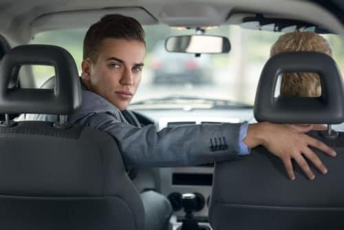 Verkehrsunfall - Haftung beim Rückwärtsfahren