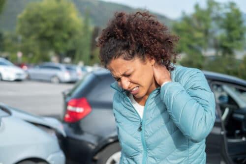 Schadensersatzanspruch wegen unfallbedingter Verletzung an Halswirbelsäule