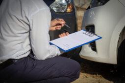 Verkehrsunfall – Nachbesichtigungskosten